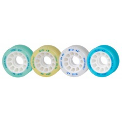 STD KA LIGHT WHEELS D. 62 MM